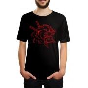 Camiseta HShop Pantera - Preta