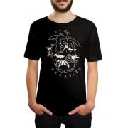 Camiseta HShop Paradise - Preto