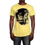 Camiseta HShop Quarterback Amarelo