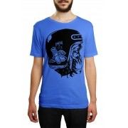 Camiseta HShop Quarterback Azul