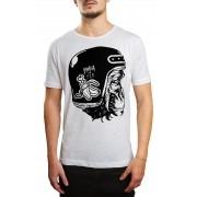 Camiseta HShop Quarterback Branco