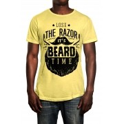 Camiseta HShop Razor Amarelo