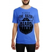 Camiseta HShop Razor Azul