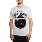 Camiseta HShop Razor Branca