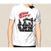 Camiseta HShop Sin City Branco