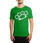 Camiseta HShop Soco Ingles Verde
