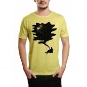 Camiseta HShop Space Pipe