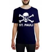 Camiseta HShop St Pauli - Escolha a Cor