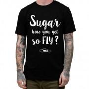 Camiseta HShop Sugar Preto