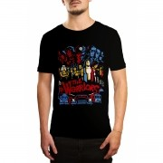 Camiseta HShop The  Warriors Preto - 071