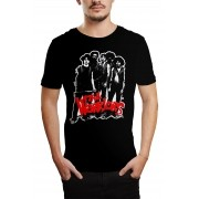 Camiseta HShop The  Warriors Preto - 097