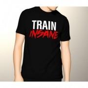 Camiseta HShop Train Insane Preto