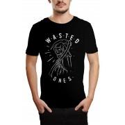 Camiseta HShop Wasted Preta