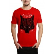 Camiseta HShop We Are Freaks Vermelho