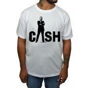 Camiseta Johnny Cash - Escolha a Cor