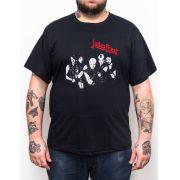 Camiseta Judas Priest - Preto - Plus Size - Tamanho Grande Xg