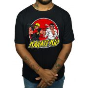 Camiseta Karate Kid - Street Fighter