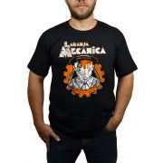 Camiseta Laranja Mecânica Ultraviolence