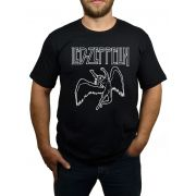 Camiseta Led Zeppelin - Anjo