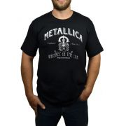 Camiseta Metallica - Whiskey in The Jar