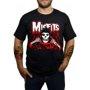 Camiseta Misfits Blood - 007
