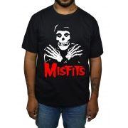 Camiseta Misfits Dead - 014