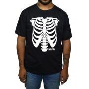 Camiseta Misfits Esqueleto - 016