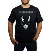 Camiseta Mushroomhead - Preta