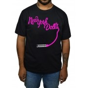 Camiseta New York Dolls