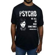 Camiseta Norman Bates - Motel Bates - Psicose
