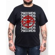 Camiseta Plus Size 7 Seconds - 731