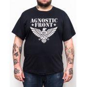 Camiseta Plus Size Agnostic Front - 732