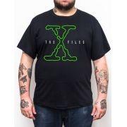 Camiseta Plus Size Arquivo  X - 115