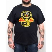 Camiseta Plus Size Cobra Kai - Karate Kid - 776
