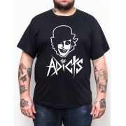 Camiseta Plus Size The Adicts - 725
