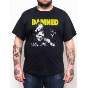 Camiseta Plus Size The Damned - 736