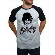 Camiseta Adicts - Raglan