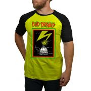 Camiseta Bad Brains - Raglan