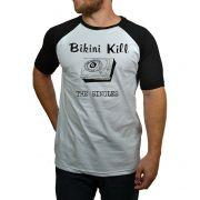 Camiseta Raglan Bikini Kill