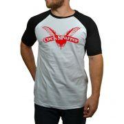 Camiseta Raglan Cock Sparrer Logo