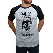 Camiseta Raglan Suicidal Tendencies