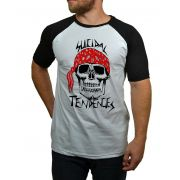 Camiseta Raglan Suicidal Tendencies Bandana