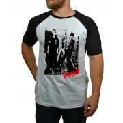 Camiseta The Clash - Raglan
