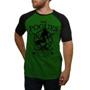 Camiseta The Pogues Sereia - Raglan