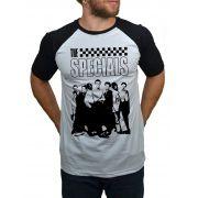Camiseta Raglan The Specials Banda