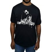 Camiseta Social Distortion - Mike Ness
