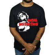 Camiseta Social Distortion - Pin Up
