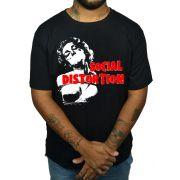 Camiseta Social Distortion - Pin Up