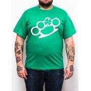 Camiseta Soco Inglês - Plus Size - Tamanho XG