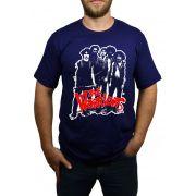 Camiseta The Warriors Azul Marinho